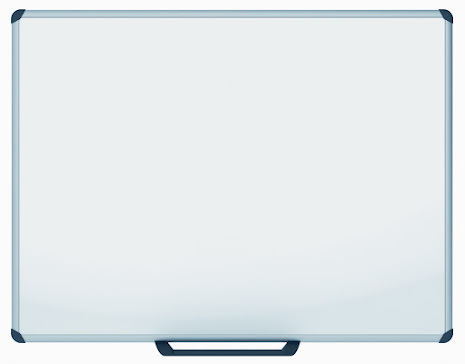 Whiteboardtavla em.OD180x120cm