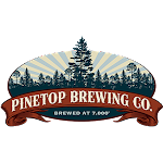 Logo for Pinetop Brewing Company