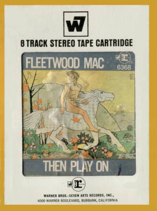 Kansikuva: Stereo 8-kasetti