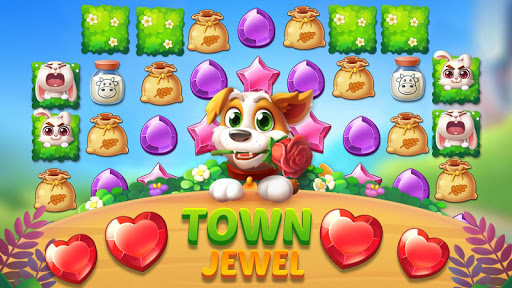 Télécharger Gratuit Jewel Town - Most Match 3 Levels Ever apk mod screenshots 5