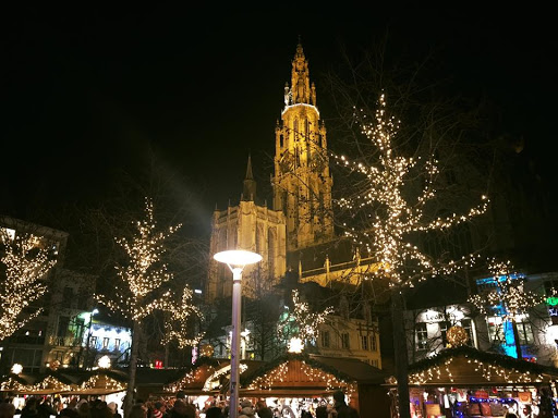 Christmas Market Antwerp