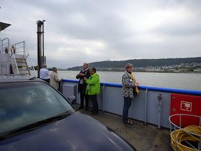Photo: Lørdag den 13. september. bådtur over Rhinen