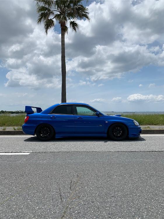 インプレッサ WRX GDAの不正改造車取締月間,千葉フォルニア,EXPREME Ti,かわいい相棒,ドライブに関するカスタム&メンテナンスの投稿画像2枚目