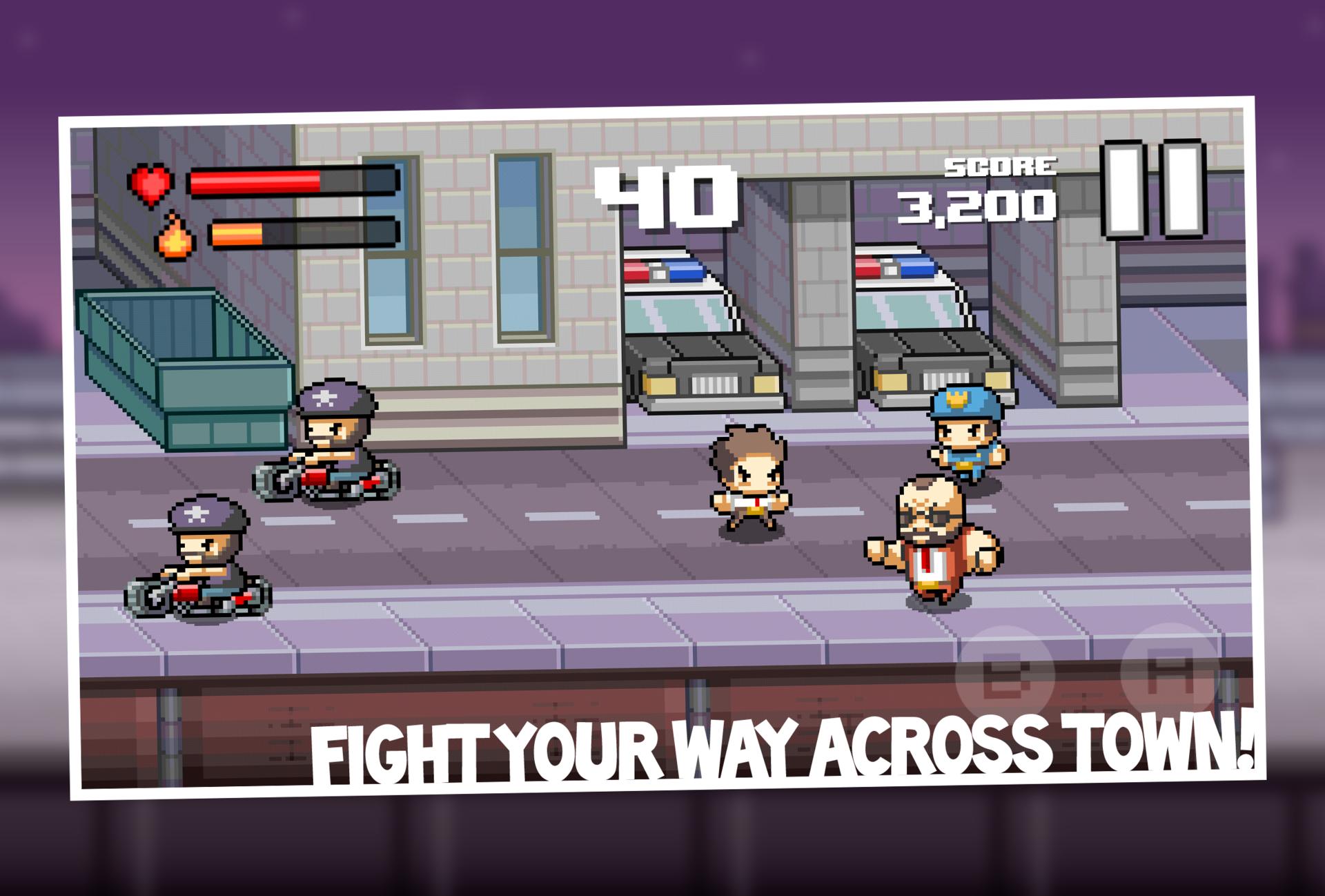 Beatdown! screenshot #2