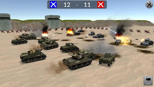 WW2 Battle Simulator MOD (Unlimited Money) 5