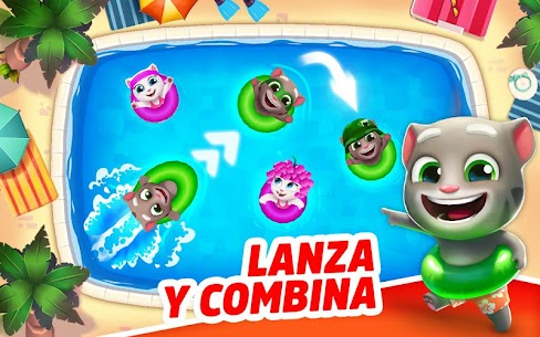 Talking Tom Pool Apk 8