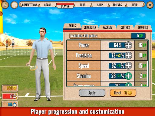 World of Tennis: Roaring u201920s u2014 online sports game 4.8.2 screenshots 11