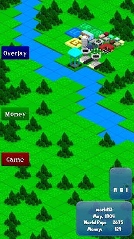 android VoxelCity Screenshot 4