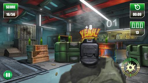 Pistol Shooting Expert - FPS Handgun Shoot Range  screenshots 2