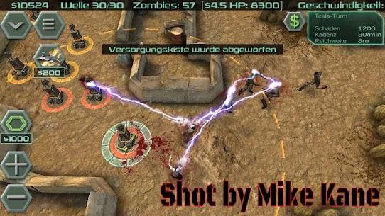 Zombie Defense Mod [Compras Grátis / Dinheiro Infinito] 6