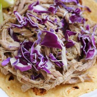 3-Ingredient Pulled Pork for Tacos