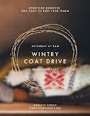 Wintry Coat Drive - Flyer item