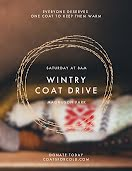 Wintry Coat Drive - Poster item