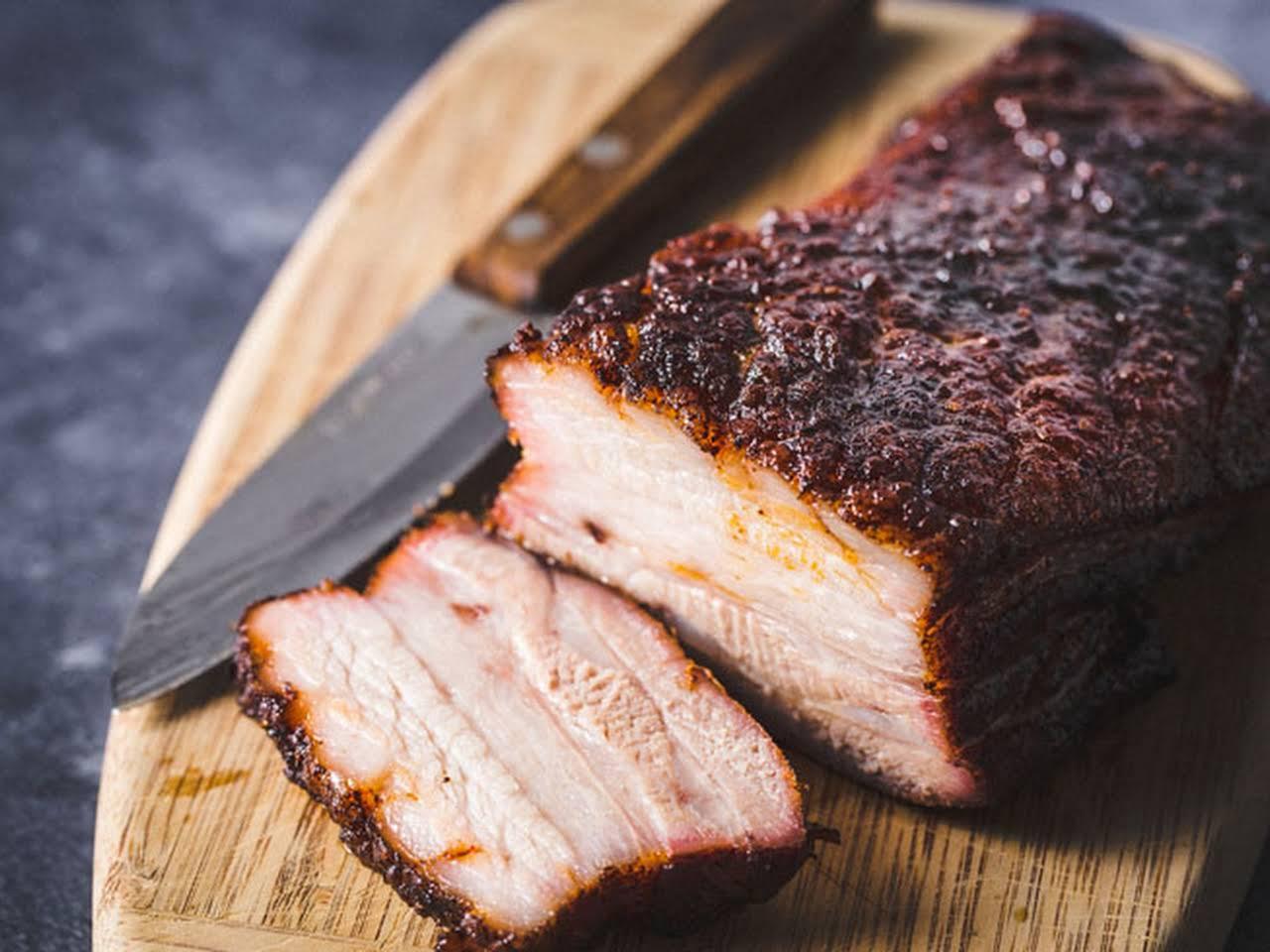10 Best Smoked Pork Belly Recipes Yummly