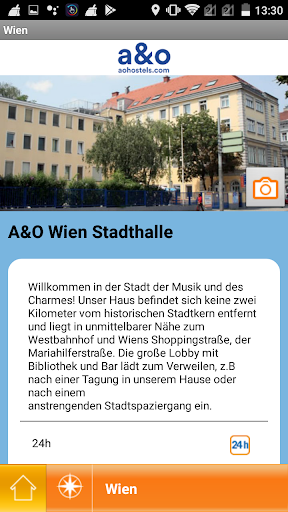 A&O Hotels and Hostels APP screenshot 4
