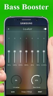Base AMP - Music Player 2018 New Version - náhled
