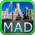 Madrid Offline Travel Guide icon