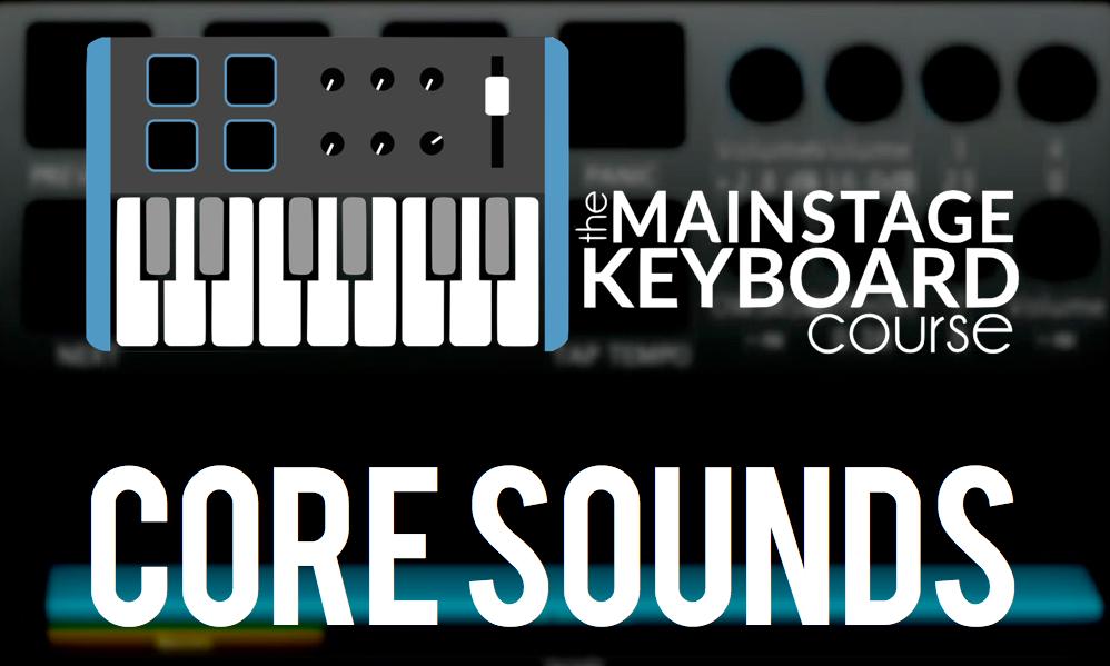 course plus core sounds