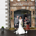 weddings at the Park Hotel Peebles /SMK Photographics