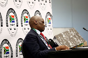 Hlaudi Motsoeneng at the state capture inquiry