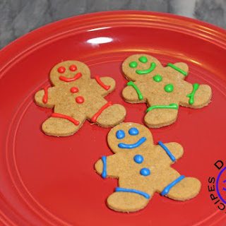 #77 – Gingerbread Cookies.