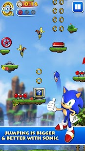 Sonic Jump Screenshot 2
