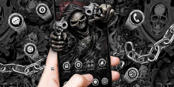 Hell Devil Death Skull Theme 6