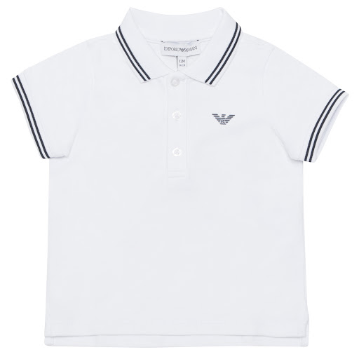 Primary image of Emporio Armani Classic Polo Shirt