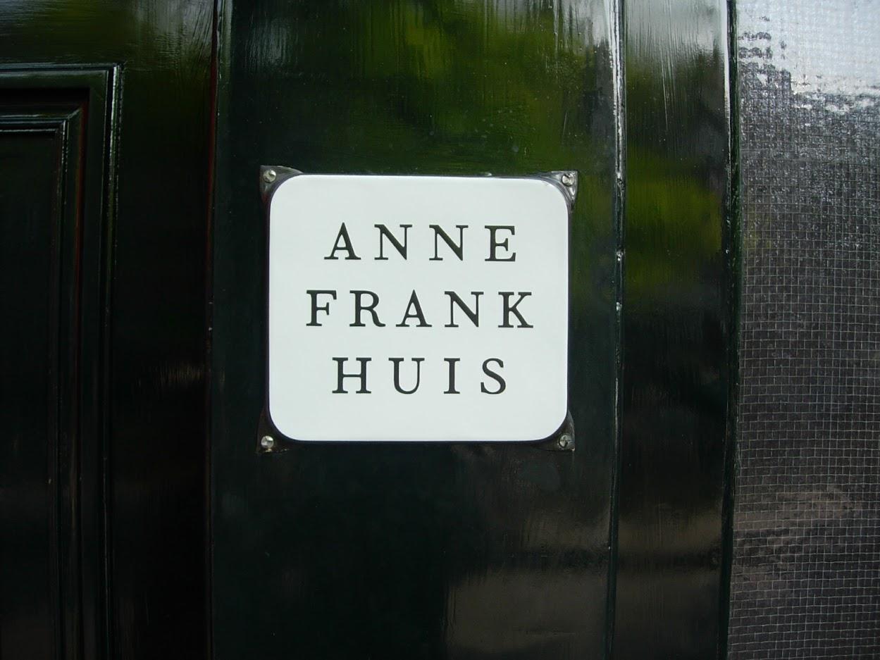 Maison Anne Frank à Amsterdam