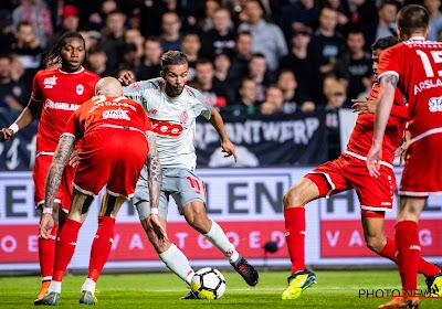 Le Standard ne peut pas commettre les mêmes erreurs à l'Antwerp