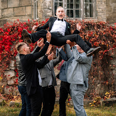 Wedding photographer Petro Zasidko (pvodoliy). Photo of 23.10.2018