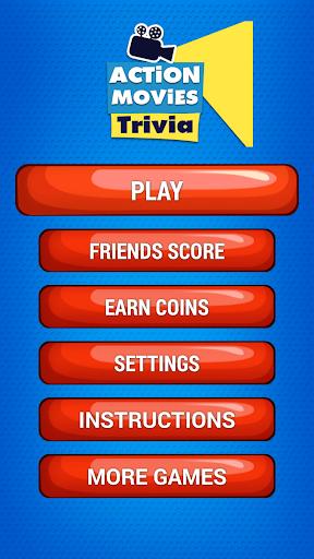 無料益智Appのアクション映画 トリビア クイズ|記事Game