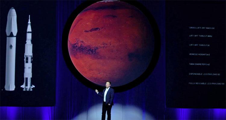 Musk mô tả việc sử dụng tên lửa tái chế sẽ giảm chi phí lên sảo hỏa tới vài ngàn lần.