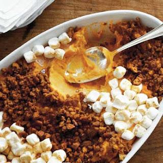 Gingersnap and Sweet Potato Casserole Recipe