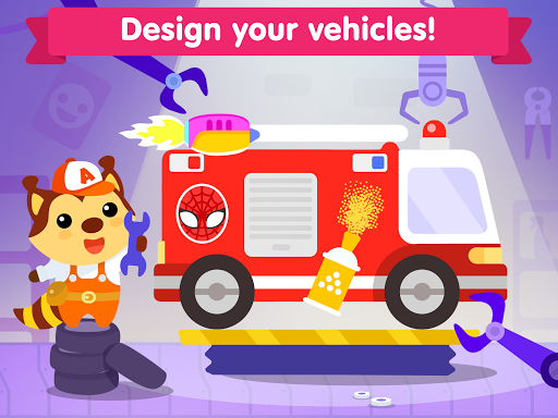 Car games for kids ~ toddlers game for 3 year olds 2.9.0 screenshots 6