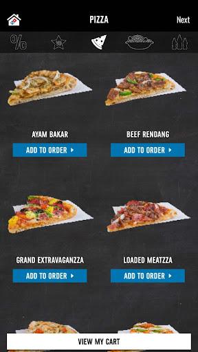 Domino's Pizza Indonesia  screenshots 3
