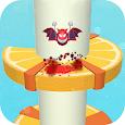 Jump Ball Battle-fun Leisure Pinball Game icon