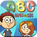English ABC Games for Kids icon