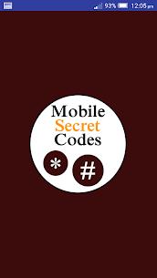 All Mobile Secret Codes 2020 1