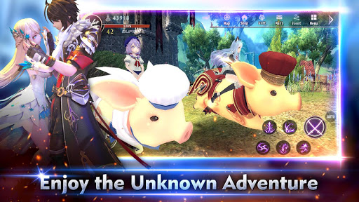 Aura Kingdom 2 android2mod screenshots 6