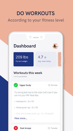 Kilo Fit For Clients screenshot 3