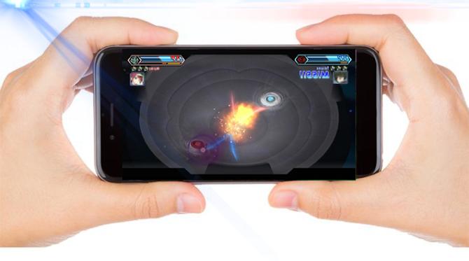 Spin Blade: Burst Evolution Android 2