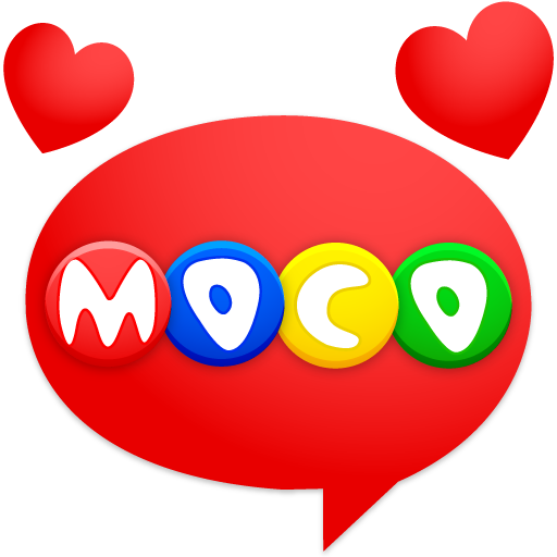 Moco - Chat, Meet People app (apk) free download for Android/PC/Windows