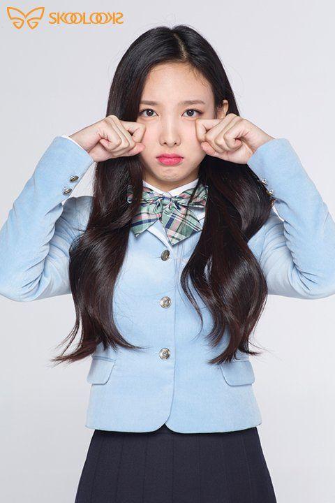 nayeon uniform 8