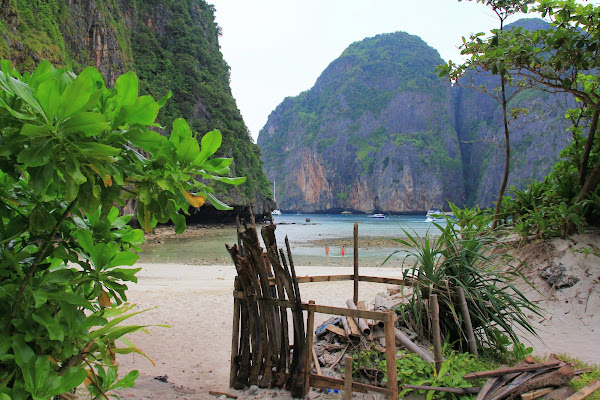 Stop at Maya Bay only during high season