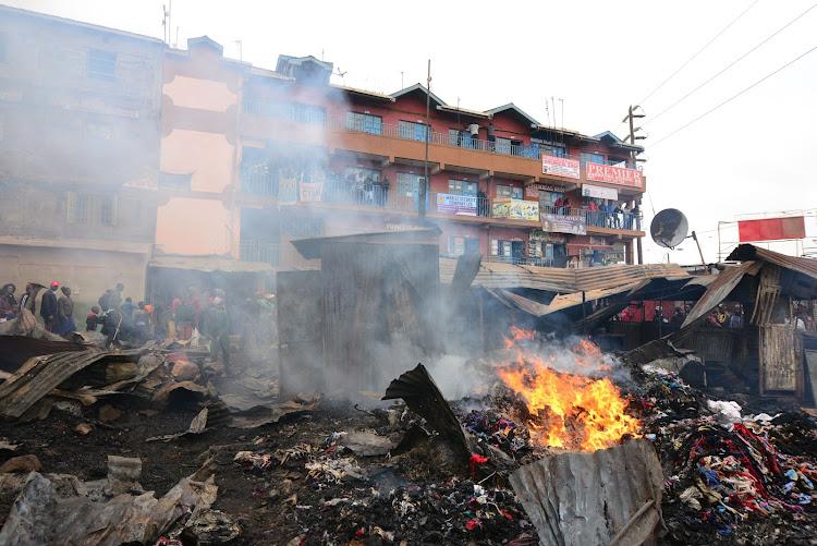 Image result for githurai 45 fire