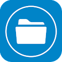 File Manager HD File transfer icon