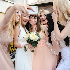 Wedding photographer Andrey Frolov (AndrVandr). Photo of 08.10.2018