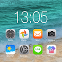 iLauncher OS13-Phone X style icon
