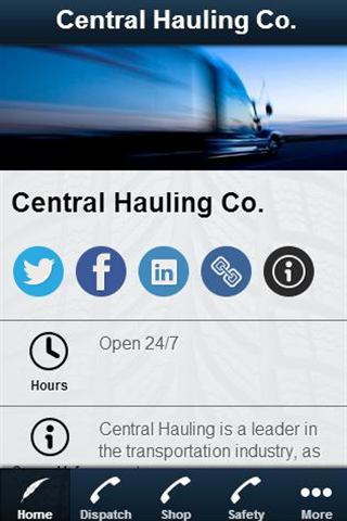 Central Hauling Co.